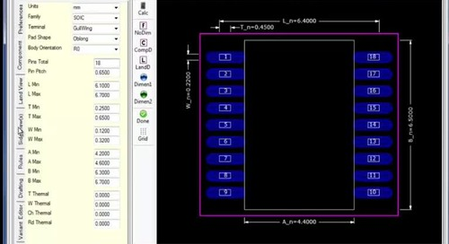 OrCAD Library Builder Overview