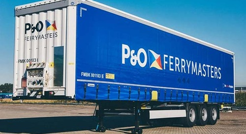 P&O Ferrymasters invest in 675 new Huckepack trailers