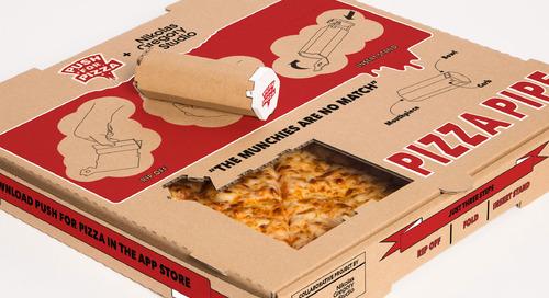 Punya Isian Bulat, Mengapa Bungkus Pizza Berbentuk Persegi?