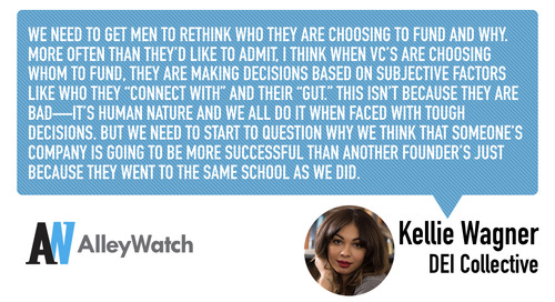 Women in NYC Tech: Kellie Wagner of DEI Collective