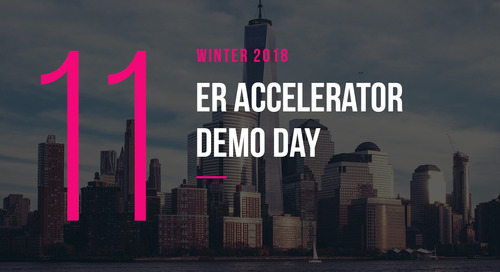 The 11 NYC Startups That Hit the Stage at ERA Demo Day