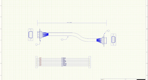How to use Schematic CAD Drawings for Cable Assemblies: Part 1