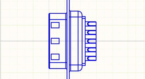 Come utilizzare i disegni CAD schematici per gruppi di cavi parte 2: creazione di connettori per PCB