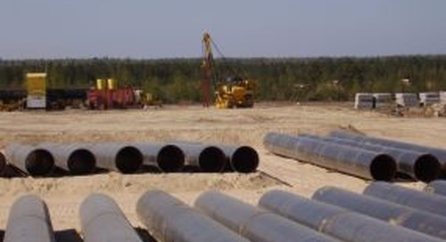 Opportunities fire up with Northern Gas Pipeline construction