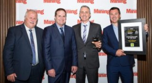 2017 Australian Mine of the Year