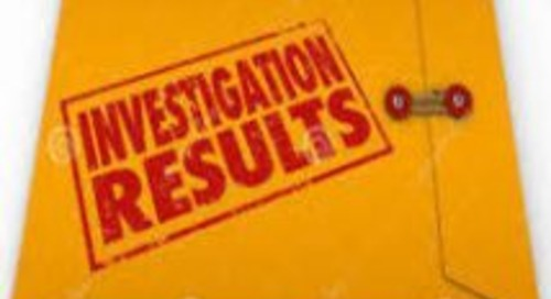 Causal investigation into conveyor belt incident published
