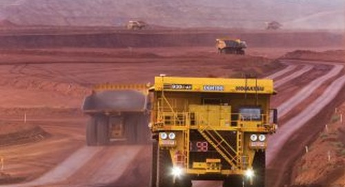 Rio Tinto's autonomous haul trucks achieve one billion tonne
