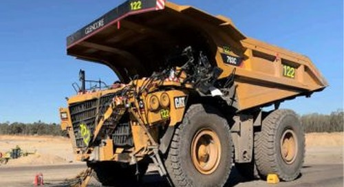 Serious injury at Bulga Surface Operations open cut coal mine