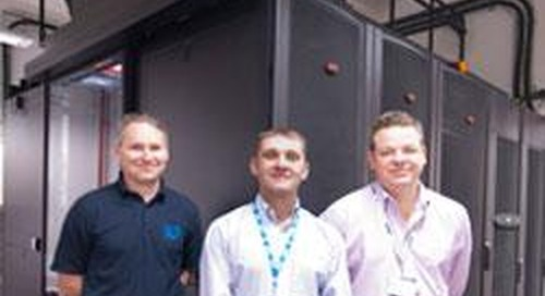 [Healthcare Testimonial] Schneider Electric and APT deliver new NHS Data Center