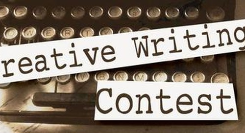 From the Editor:  On Writing Contests