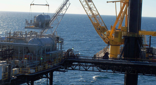 Modifying Offshore Facilities for Enhanced Operation