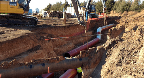 Congested Rights of Way Make Pipeline Construction More Difficult