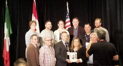 2017 NAOSH Award Presentation