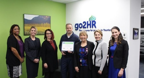 go2HR Demonstrates Excellent Commitment to Workplace Safety with COR Certification