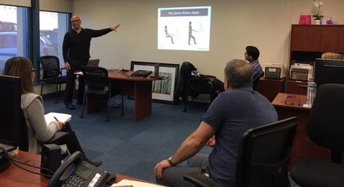 Office Ergonomics Training Today