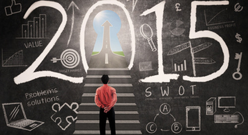 10 Workplace trends you'll see in 2015