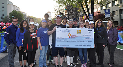 'SacTown Run' Raises More than $230,000 For CMN Hospitals