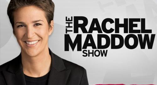 MSNBC: The Rachel Maddow Show [Weeknights]