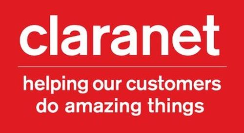 Microsoft recognises Claranet as an Azure Expert MSP