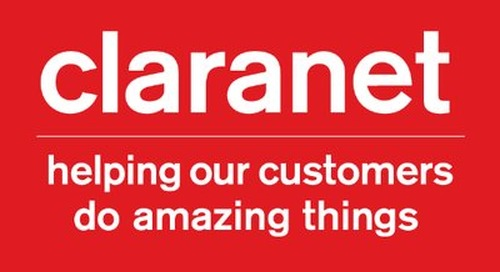 Claranet named in The Sunday Times International Track 200 for third consecutive year