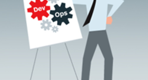 Utilising the DevOps approach  - knowing what you need to do