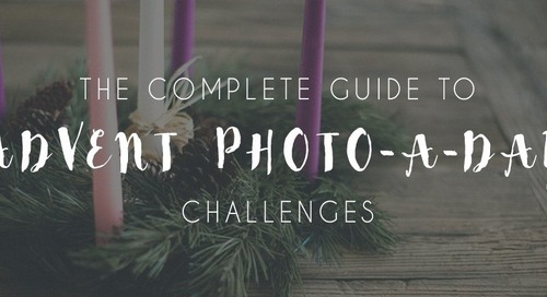 The Complete Guide to Advent Photo-a-Day Challenges