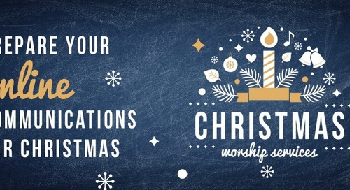 Prepare Your Online Communications for Christmas (+ a FREE Marketing Kit)