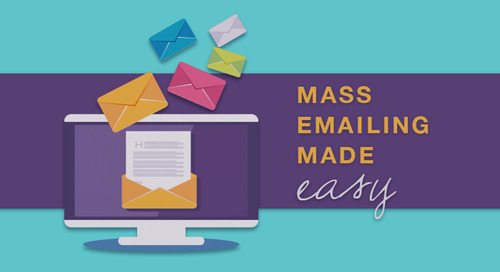 Mass Emailing Made Easy