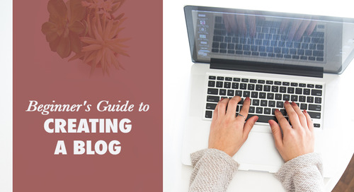 Beginner's Guide to Creating a Blog