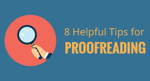 8 Helpful Tips for Proofreading