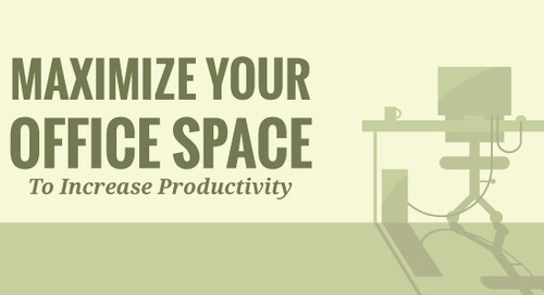 Maximize Your Office Space to Increase Productivity