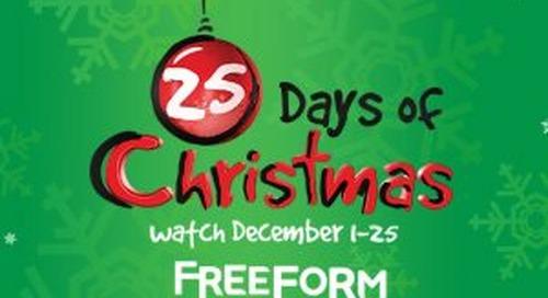 FREEFORM: 25 Days of Christmas [Event]