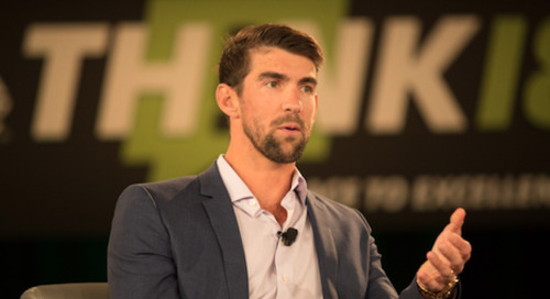 Olympian Michael Phelps In Q&A With CUs / THE feature / CUToday.info - CU Today