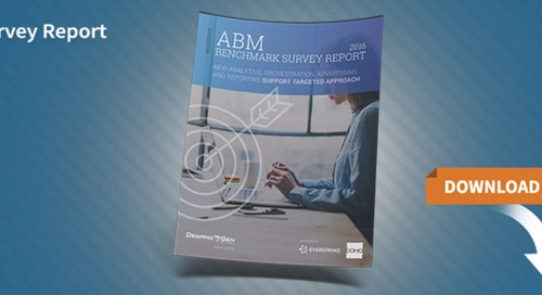 The 2016 ABM Benchmark Survey Report