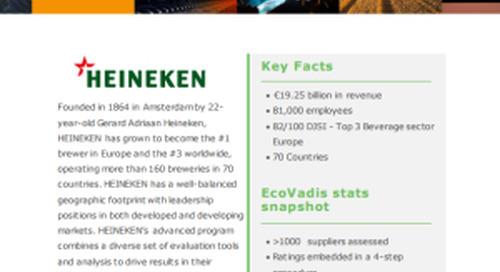New Case Study: Heineken 4-layer process combining multiple measurements and actions