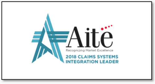 Aite Group Awards EIS Group Three Top Honors for Life Insurance Claims Solution
