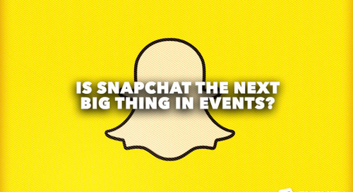 Is Snapchat the Next Big Thing in Events?