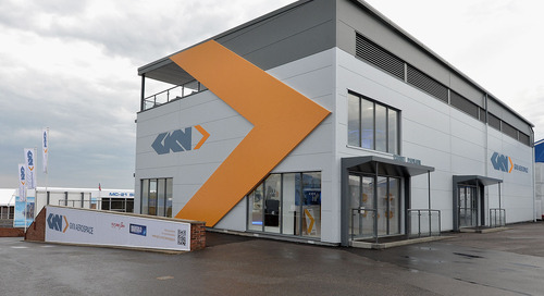GES Helps GKN Aerospace Soar to Success at Farnborough International Airshow 2014