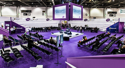 The Bett Arena: Showcase for Education Technology