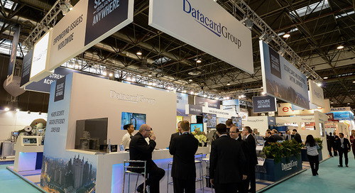 Datacard Make Their Identity Known at Cartes, Paris