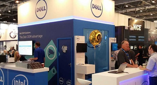 DELL OEM Solutions at IFSEC 2015