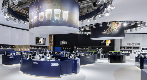 The Many Brands of the De'Longhi Group Shone Together in an Elegant Digital Setting at IFA.