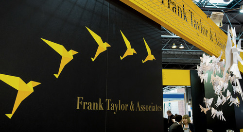 Frank Taylor at Dentistry Show 2015