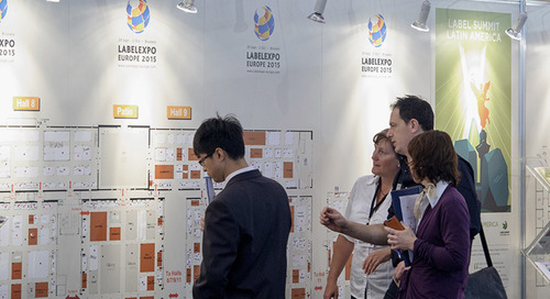 GES Delivers All Services at Labelexpo Europe