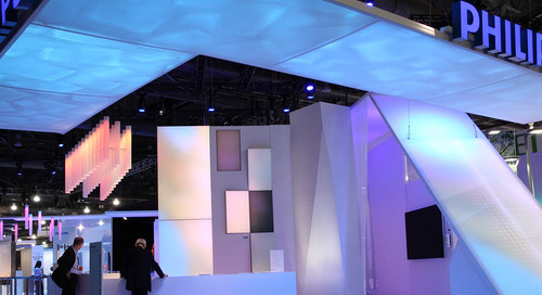 Philips auf der Lightfair International