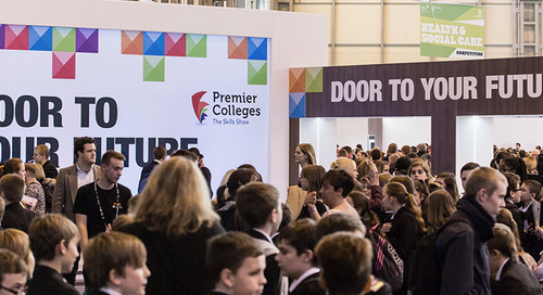 Setting the Foundations of the Future at The Skills Show 2014