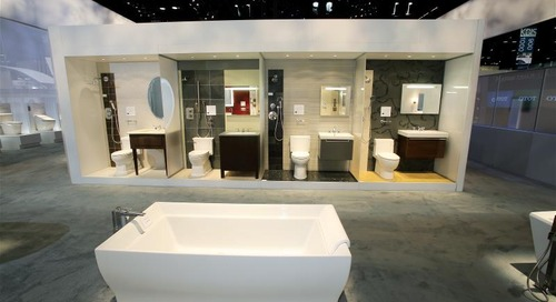TOTO Kitchen and Bath Industry Show