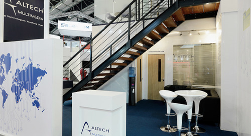 Altech Multimedia at IBC