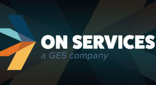 ON Event Services Business Is Now ON Services, A GES Company