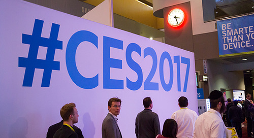 Getting a Grip at CES: The Importance of Hands-On Marketing